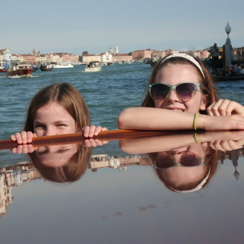Family games, Macacotour: games and tours in Venice with kids