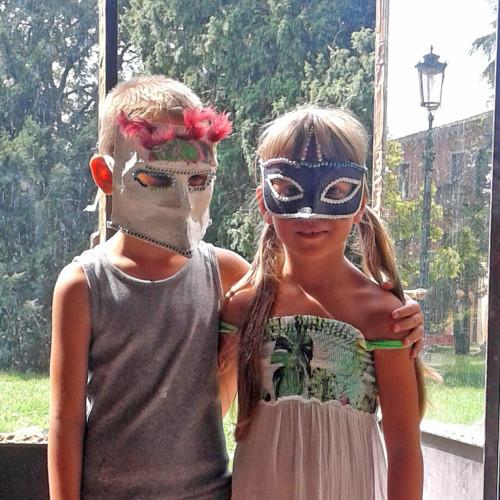 Laboratori, Macacotour: giochi e tour per bambini a Venezia